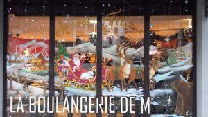 décor vitrine-Boulangerie chez Marius