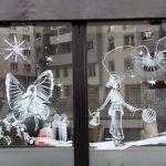 décor vitrine- restaurant le 101
